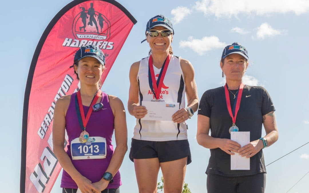 Geraldton Harriers RunFest and Marathon 2018